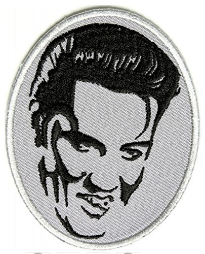 Elvis Patch - 2.5x3 inch