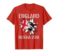 Special shirts - Russia World Football 2018- England Super Goal Soccer Tshirt M - $19.95+