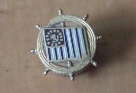 United States Power Squadrons Flag Lapel Pin 1/... - $7.91