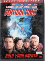 "DVD""VERTICAL LIMIT"" Special EditionChis O'Donnel,Bill Pxton,Robin Tunney... - $5.86"