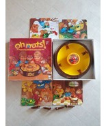 Oh Nuts! Color Matching Marble Game from Cadaco 1988 COMPLETE - $34.64