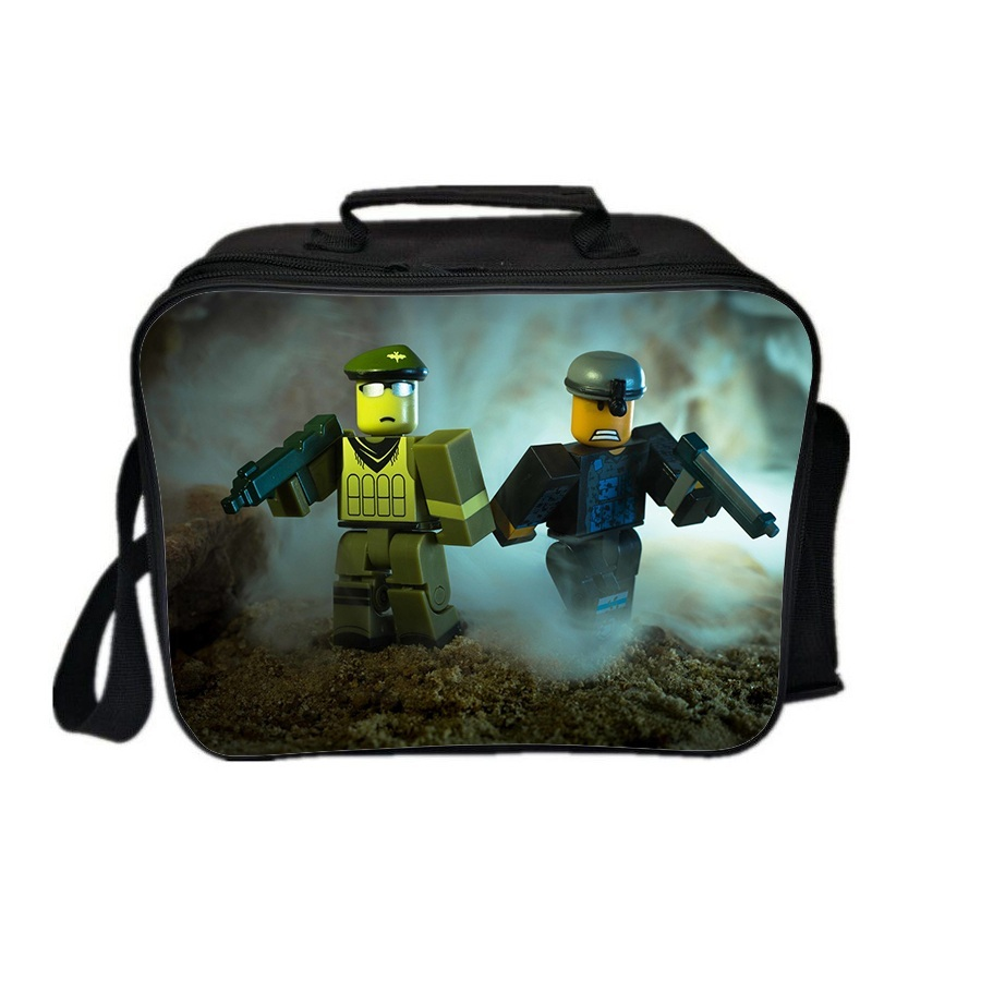 Roblox lunch box august series lunch bag two guardians