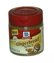 New McCormick Gingerbread Spice Mix BB 10/20 Non-GMO  - $12.62