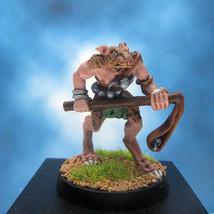 Painted Ral Partha Crucible Miniature Tauren Varmint I - $28.55