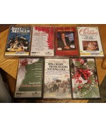 Lot of 7 Classic Holiday Christmas Favorites Cassette Tapes - $7.00