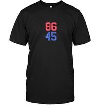 Impeach Donald Trump 8645 Grunge Distressed Print T Shirt - $17.99+