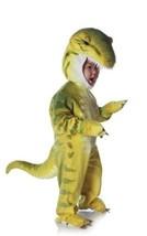 Green T-Rex Plush Costume Child Baby - €19,29 EUR