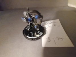 Skeleton Archer 10/011 Dungeons Mage Knight Alternative D&D Pathfinder D... - $1.75