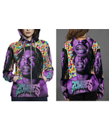 flatbush zombies HOODIE ZIPPER FULLPRINT FOR WOMEN - $47.99+
