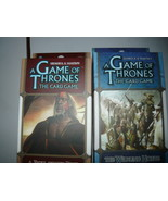 A Game of Thrones chapter pack lot of 2 a roll of the dice and the widli... - $10.98