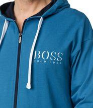 Hugo Boss Men's Athletic Sport TrackSuit Hooded Sweatshirt Jacket & Pants Set image 3