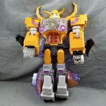 "Transformers Armada Unicron incomplete 2003  Hasbro Takara 16"" - $37.16"