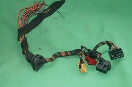 AUDI A4 S4 CABRIOLET COMFORT CONVENIENCE CONTROL MODULE CCM Wire Harness Plugs image 1