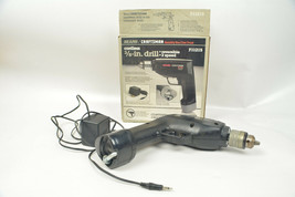 Craftsman Cordless 3/8 Inch Drill Reversible 2 Speed Number 911215 - $13.85