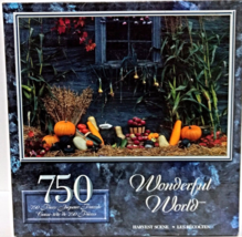 "750 Piece Puzzle ""Harvest Scene"" [Brand new] - $21.70"