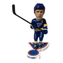 Kollectico St. Louis Blues Brett Hull Bobblehead NHL Bobble Ice Hockey B... - £25.65 GBP