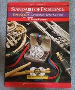 PW21BC - Standard of Excellence Enhanced Book 1 Baritone BC + 2 CDs Kjos - $9.46