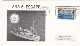 ARS-6 ESCAPE CAPE CANAVERAL FLORIDA JULY 28 1973  - $1.98