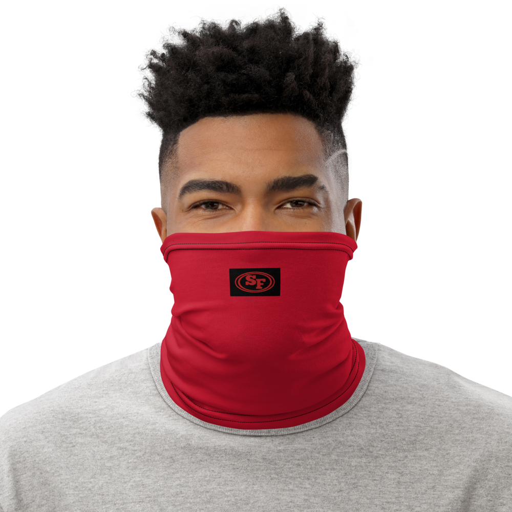 Neck Gaiter / San Francisco / 49ers / 49ers neck Gaiter