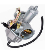 Carburetor PZ30 Carb 200cc 250cc Cable Choke Dirt Bike ATV Quad Kazuma G... - $24.74