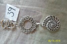 # purse jewelry silver color beauty keychain backpack filigree dangle charm #39 image 2