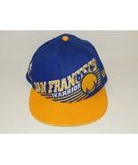 San Francisco Warriors The City New Era NBA Hardwood Classics Snapback H... - $13.98