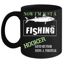 Now I'm Just A Hooker Coffee Mug, From Being Pornstar Coffee Cup - $21.99