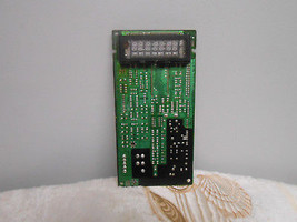 GE General Electric Microwave Oven Circuit Board WB27X10508   - $42.99