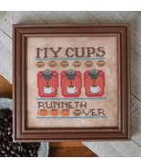 My Cups Runneth over #6 Cool Beans series cross... - $5.40