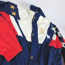 1998 USA Olympic Team Jacket Coat Men Sz XL Red White Blue Winter Japan - $299.99