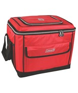 Coleman 40 Can Collapsible Cooler - Red - $50.28