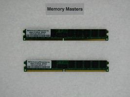 46C7524 8GB 2x4GB DDR2 PC2-5300 ECC REG Memory VLP IBM BladeCenter