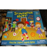 Scavenger Hunt for Kids Board Game by Briarpatch - Unused - $12.00