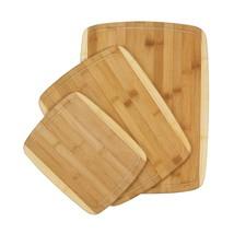 Bamboo Cutting Boards Trio - £21.87 GBP