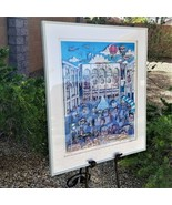 Charles Fazzino LINCOLN CENTER New York City 3D Serigraph Edition # 196 ... - $3,495.00
