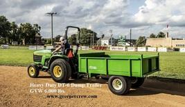 Dump Trailer GVW 6,000 lbs Sports Fields - $4,950.00