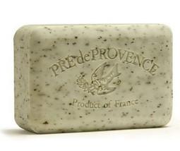 Case 12 Pre De Provence French Bar Soap Mint Leaf 250g 8.8 Ounce Each Shea - $72.95