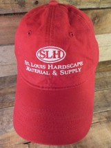 SLH St Louis Hardscape Material & Supply Adjustable Adult Hat Cap - $8.90