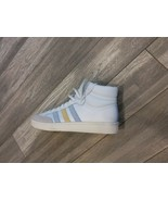 NEW adidas  AMERICANA HI SHOES EF2505 Cloud White / Glow Blue Mens Sz 9.5 - $59.00