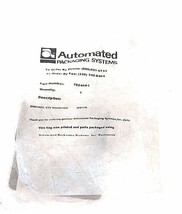 NEW AUTOMATED PACKAGING SYSTEMS PS114 BRACKET, EYE MOUNTING, 70245A1