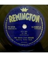 Pop Enoch Light Brigade Remington 78 RPM It's No Sin Belle Belle My Libe... - $24.75