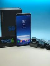 NEW/OPENBOX UNLOCKED SAMSUNG  S8 64GB G950U ORCHID GREY FACTORY UNLOCKED GRADE A