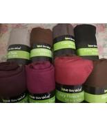 I Love This Value  50 x 60 Inch Ultra Soft Fleece Throw, Various Colour - $8.00