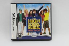 Disney's High School Musical: Makin' the Cut! (Nintendo DS, 2007) - Comp... - $5.93