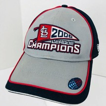 St Lewis Cardinals World Series League Champions 2006 Hat New Era Baseba... - $29.69