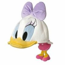 New! Daisy Duck Fan Cap Hat Tokyo Disney Resort Limited Japan F/S - $88.81