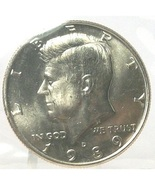1989-D Kennedy Half Dollar BU in the Cello #0705 - $6.89