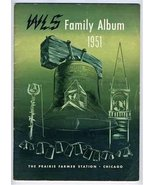 1951 WLS Family Album Prairie Farmer Station Chicago Illinois Captioned ... - $18.00