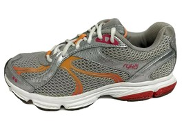 Ryca ortholite women's athletic sneakers shoes gray metallic multicolor size 7.5 - $29.42