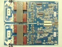 RCA 47LA55RS Backlight Inverters 6632L-0582A & 6632L-0581A - $26.43